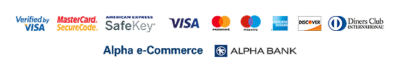 we accept visa mastercard discover cards