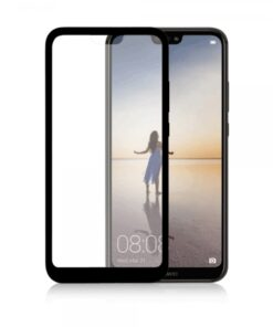 FONEX 3D JAPAN FULL FACE HUAWEI Y7 2019 black TEMPERED GLASS