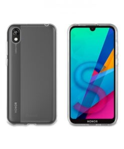 MUVIT TPU CRYSTAL SOFT HONOR 8s trans backcover