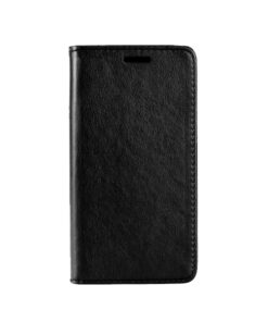 SENSO LEATHER STAND BOOK IPHONE XR black